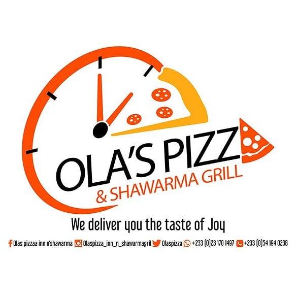 Ola's Pizza Inn & Shawarma grill