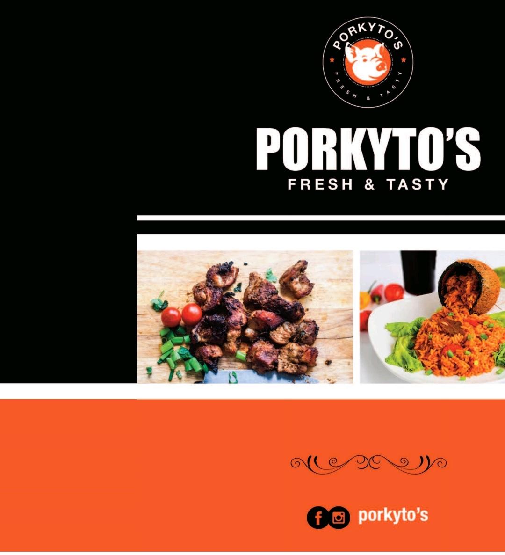 Porkyto's Fresh & Tasty