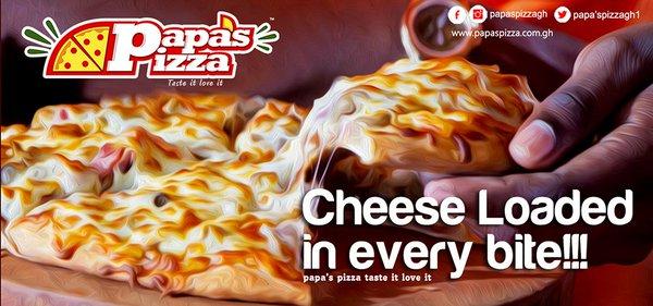 Papa's Pizza Tema