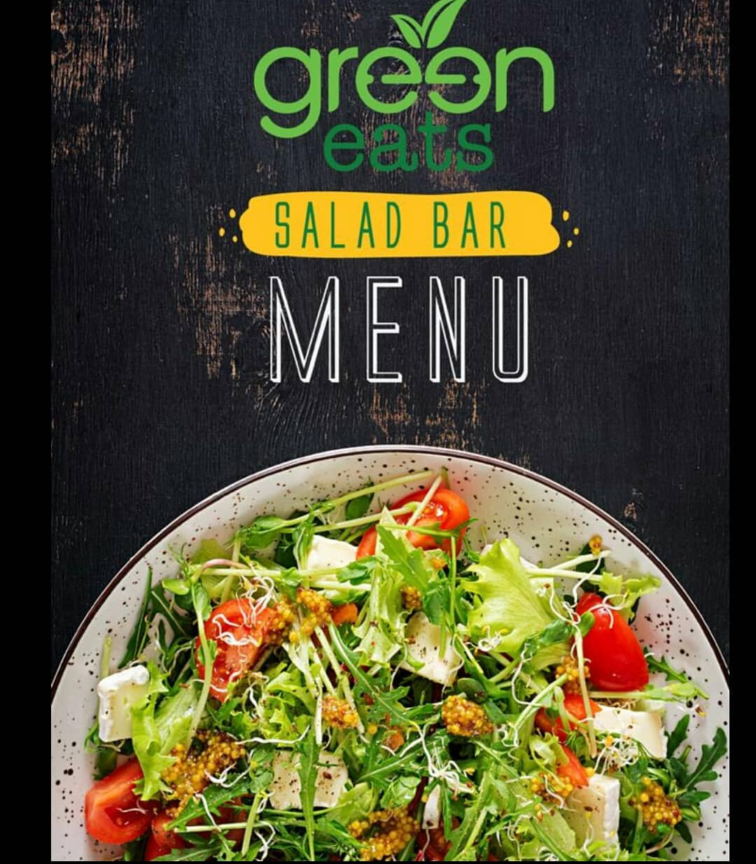 Green Eat Salad Bar