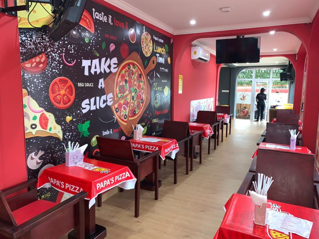 Papa's Pizza North Legon