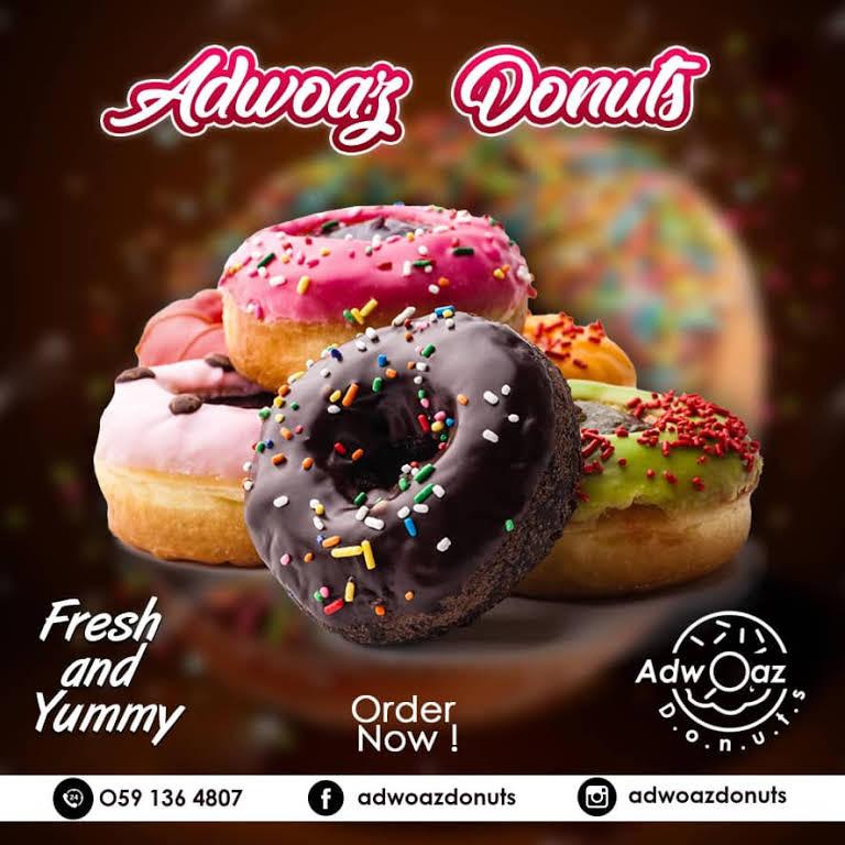 Adwoaz Donuts